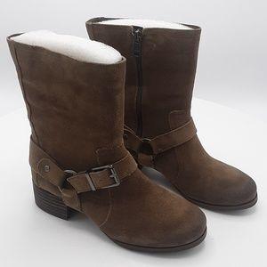 Jessica Simpson Annine Mink Veronica Suede Boots